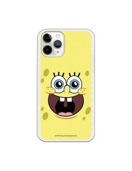 Funda para iPhone 11 Pro Oficial de Nickelodeon Bob Alegre - Bob...