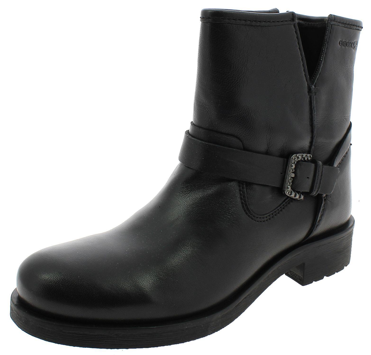 Noreste paz tolerancia  GEOX D RAWELLE D WOMAN'S BLACK BOOTS D746RDC9997| | - AliExpress