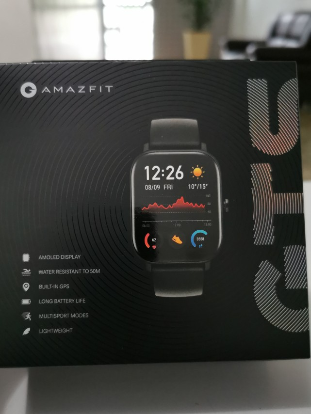 Global Version Amazfit GTS Smart Watch 5ATM Waterproof Swimming Smartwatch NEW 14 Days Battery Editable Widgets for Android|Smart Watches|   - AliExpress