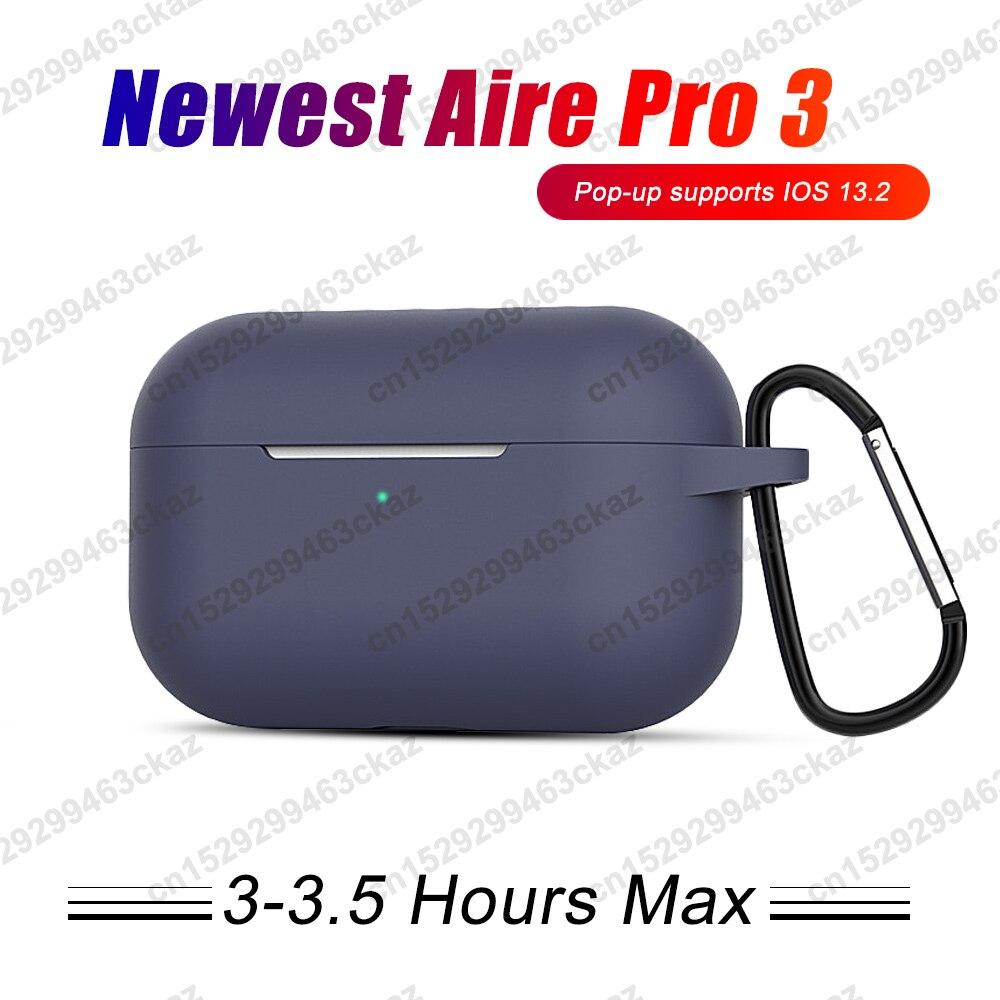 TWS Pro Air 3rd génération sans fil écouteur changement de nom Bluetooth 5.0 écouteurs écouteurs casque PK i100000 TWS i9000 i900000 Pro