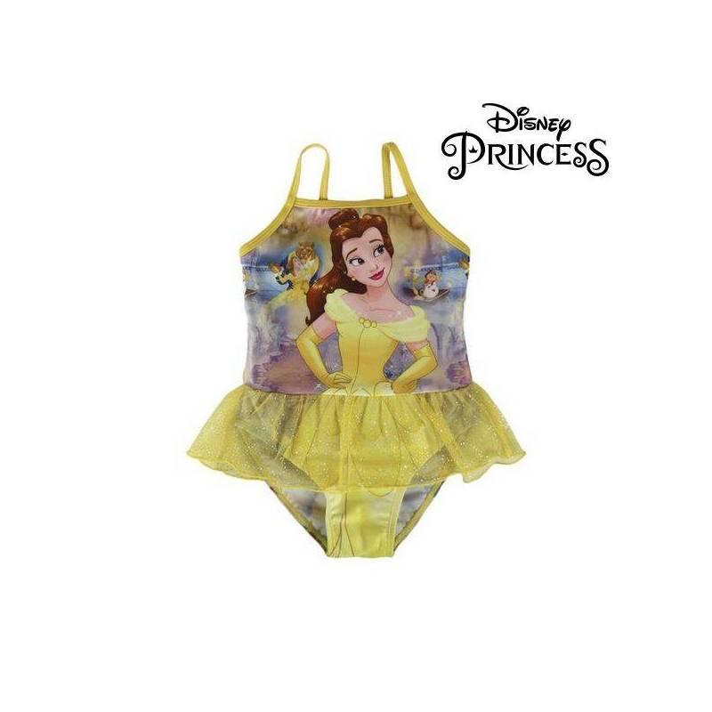 Swimsuit Child Disney Princesses 71950 Yellow