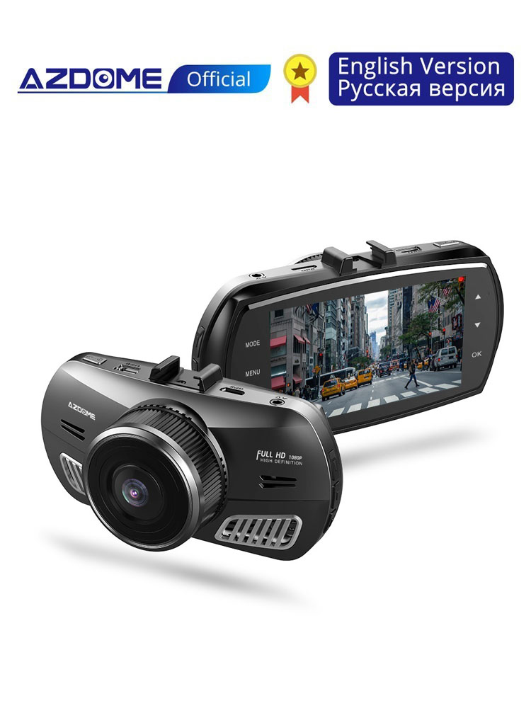 NextBase 212G Dash Cam G-Sensor 6,8cm /écran 1080p GPS Magnethalterung