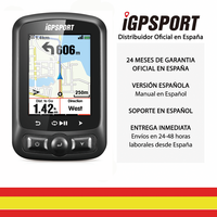 IGPSPORT iGS620 GPS + GLONASS + Beidu bicycle cycle computer. Navigation screen, 2.2 ANT + Bluetooth calls SMS LiveTrack