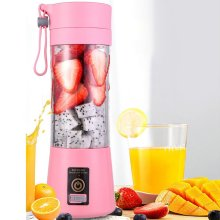 6-Blade Blender Smoothie-Maker Juice-Cup Electric-Fruit-Juicer Stirring-Mixer Food-Processor