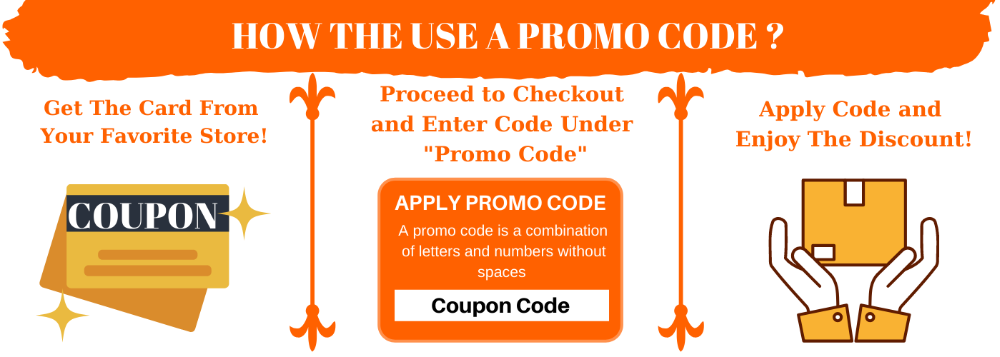 HOW THE USE A PROMO CODE _