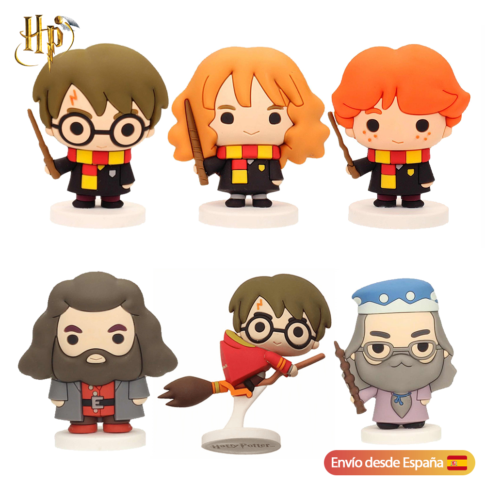 Harry Potter, Harry, Ron and Hermione figures collect them all! Action & Toy Figures  - AliExpress