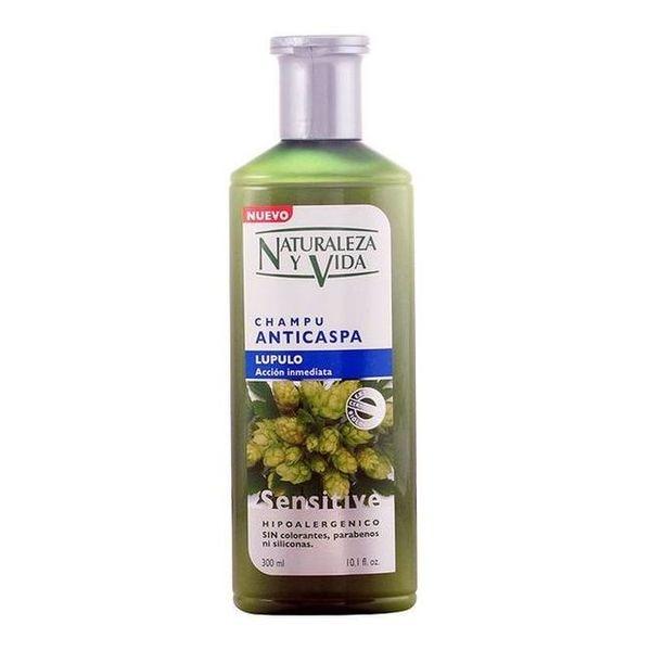 Anti-dandruff Shampoo Naturaleza Y Vida