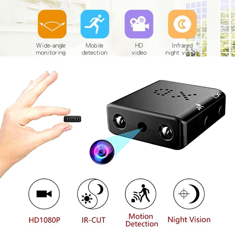 Mini Camera Full HD 1080P Action camera Camcorder Night Vision Micro Secret Cam Motion Detection Video Voice Recorder