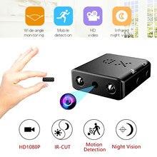 Мини DVR Камера Full HD 1080P проектор для домашнего безопасности видеокамера Ночное видение Micro секрет Cam обнаружения движения видео голос Регист...