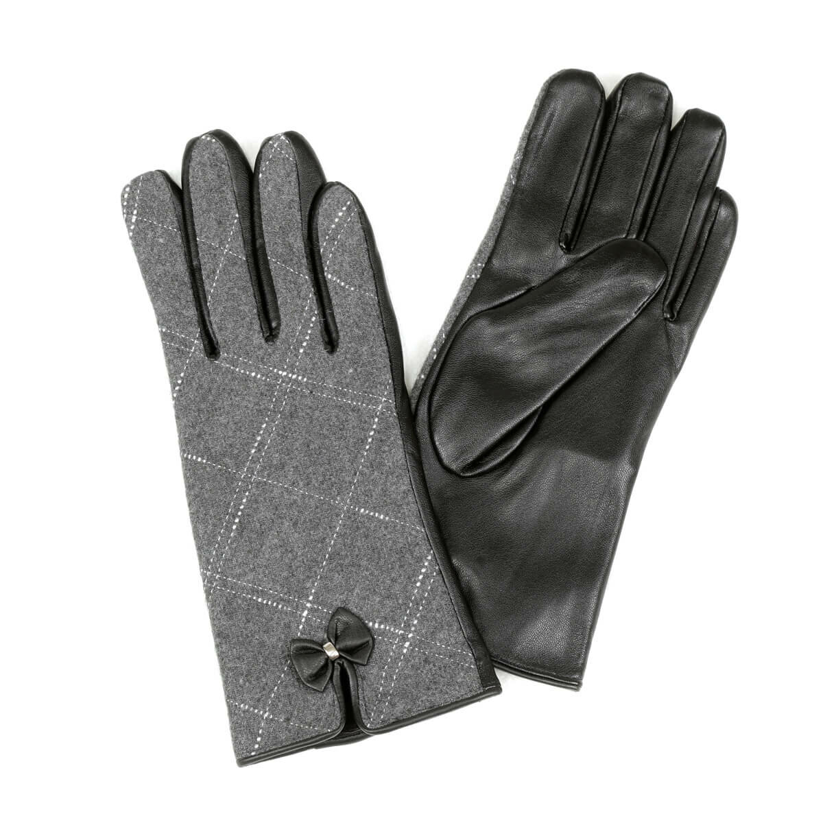 FLO ELD 11078 77Z Gray Women 'S Gloves BUTIGO