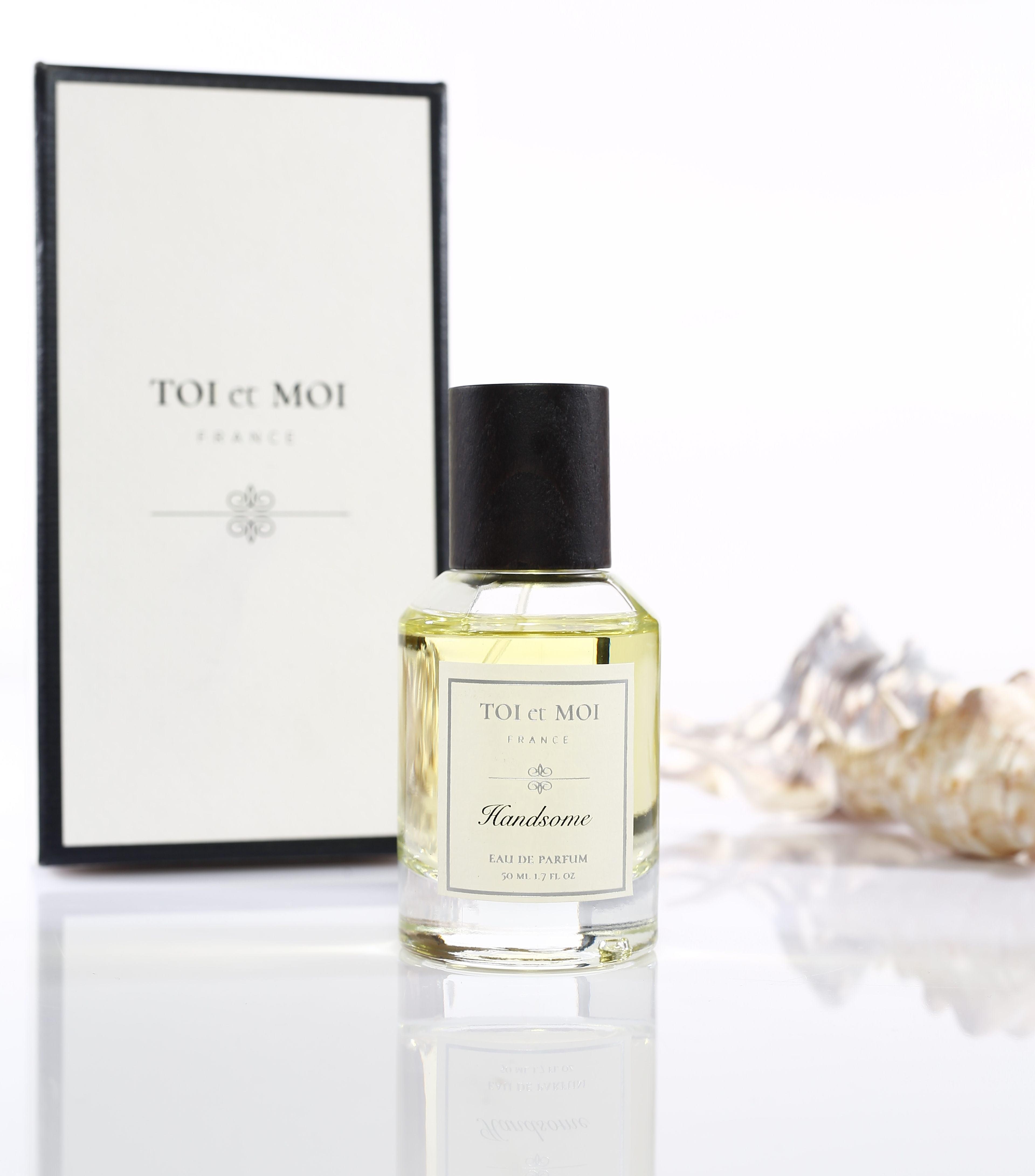 TOI Et MOI Handsome By TOI Et MOI Eau De Perfume For Men 100 ML 3.4 FL. OZ