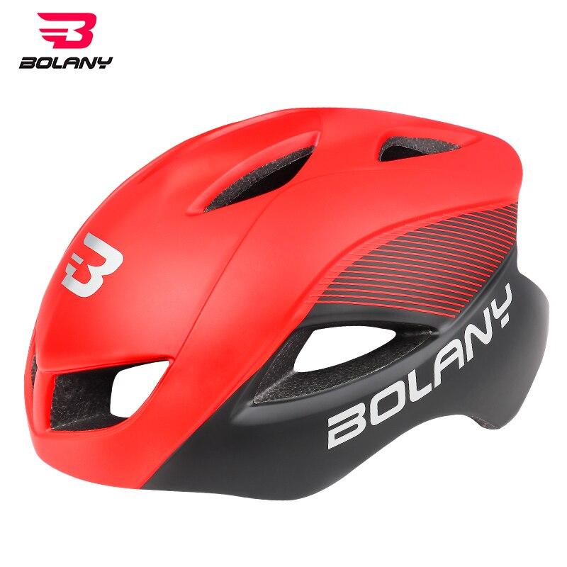 Bolany casque cyclisme 2018 ultraléger 250g 58-61CM Wildside cyclisme casque route vtt casque de vélo Certification CE pour homme femmes