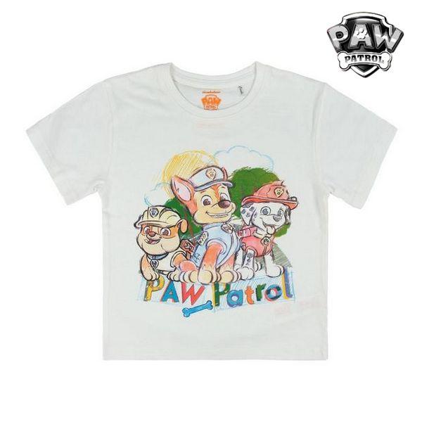 Çocuk kısa kollu tişört en Paw devriye 73484 title=