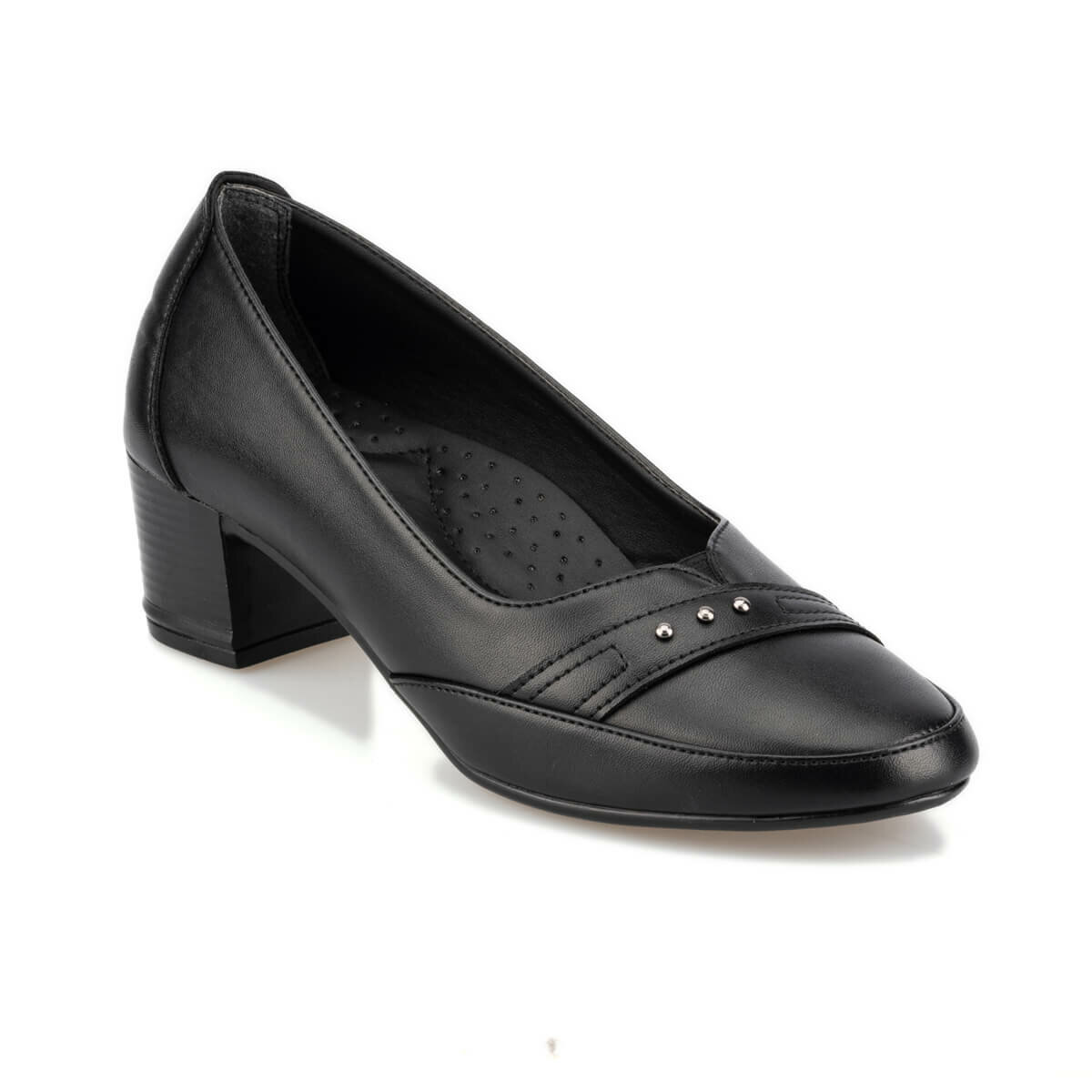 FLO 92. 151060.Z Black Women Gova Shoes Polaris