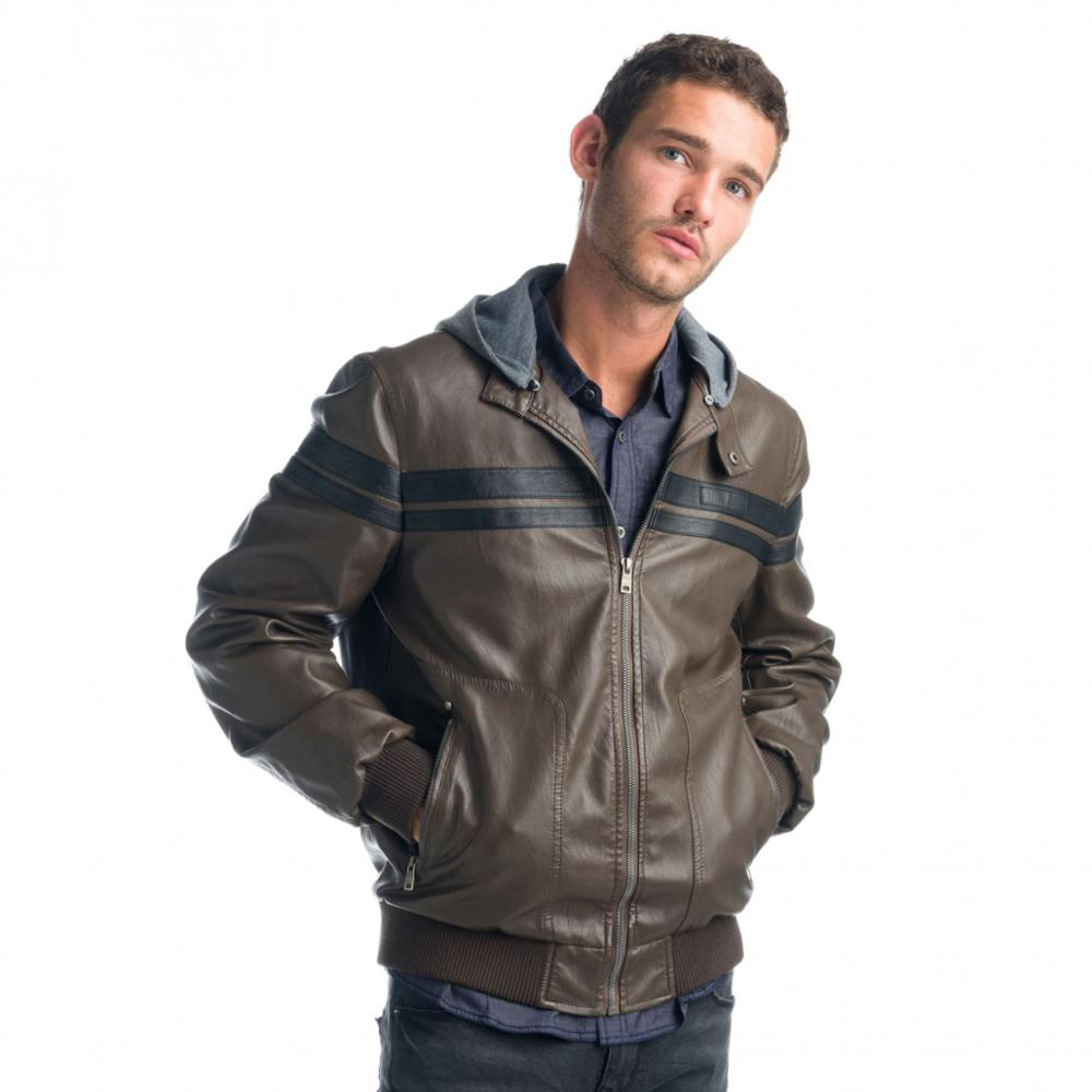 KOROSHI JACKET EFFECT SKIN HOOD Detachable MAN