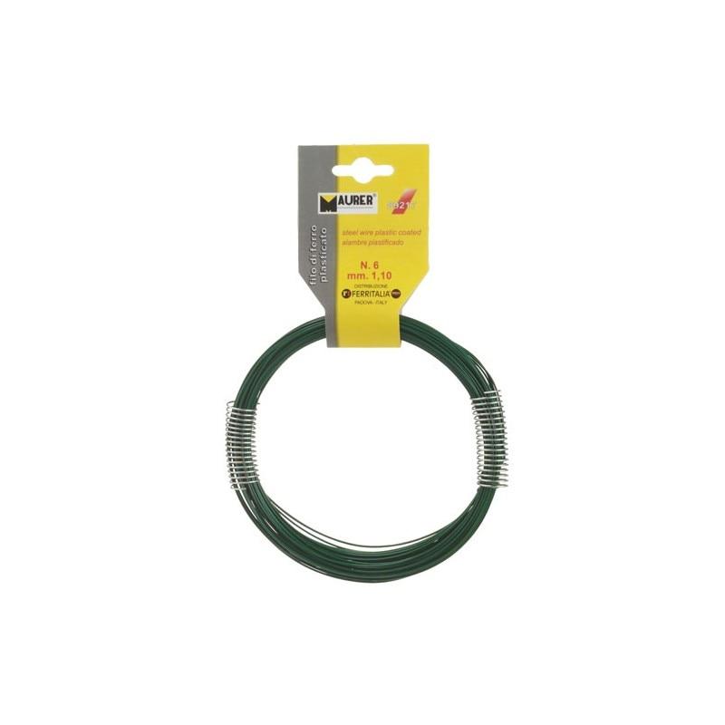 Plastic Wire NO. 6/1,1mm. 20 Meters (Self-service)
