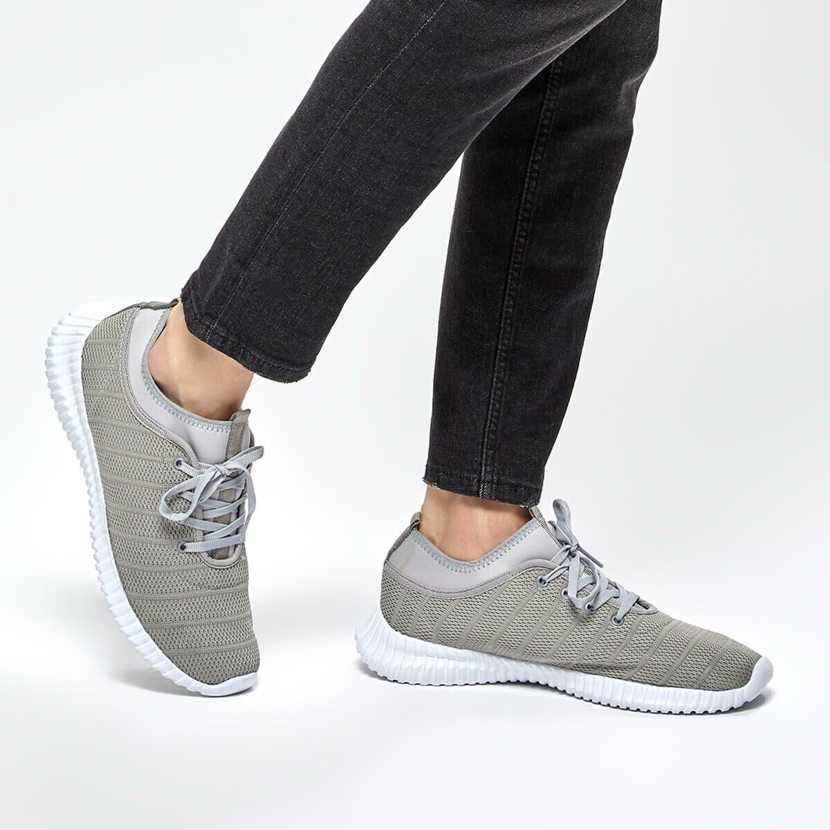 FLO EKL207 Gray Men Shoes Forester