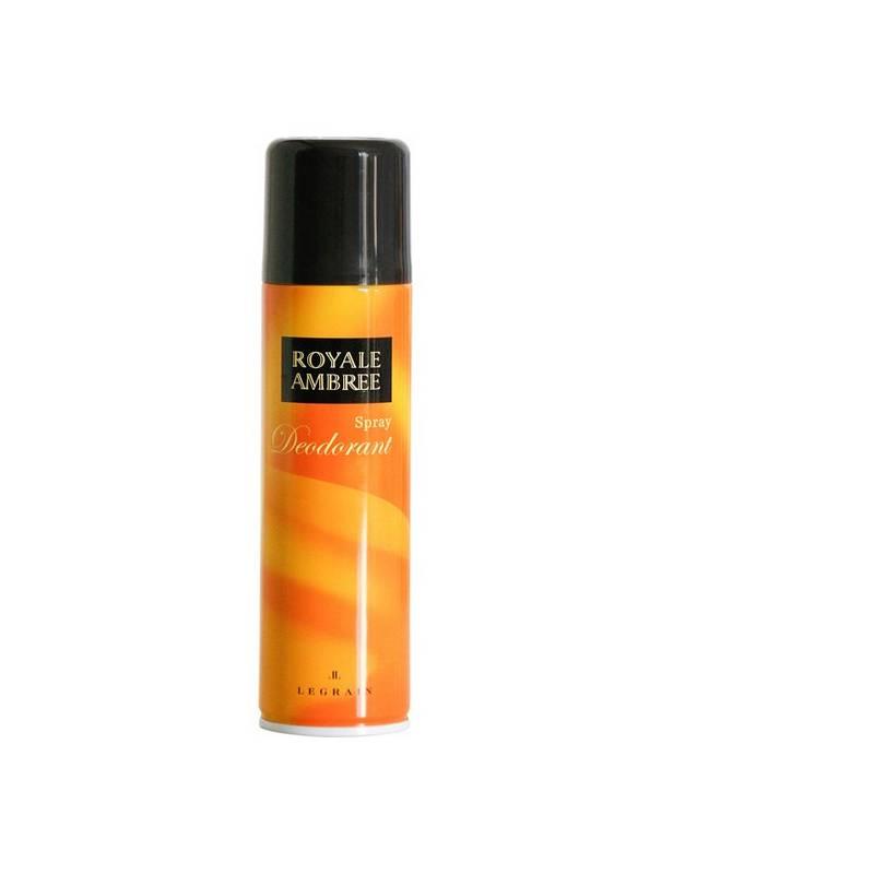 Deodorant Spray Legrain Royale Ambree (250 Ml)