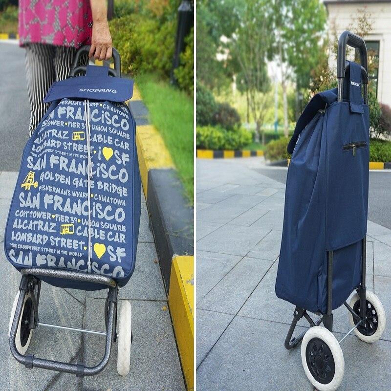 SOKOLTEC bolsas carrito de la compra