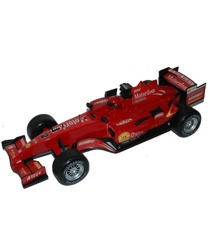 Car Formula 1 With Light And Sound Toinsa Toy Store