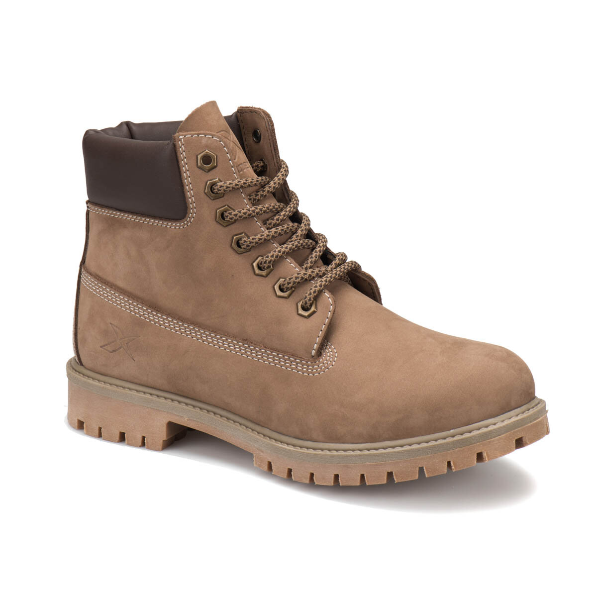 FLO RUFINO Sand Color Men Boots KINETIX