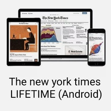 New York Times NYT Digital Subscrip tion premi'um(only android)