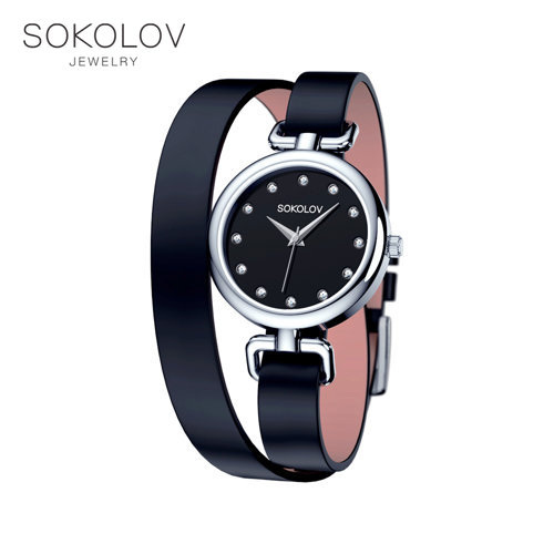 Women's Steel Watch SOKOLOV Fashion Jewelry 0 Women's Male, Wrist Watch, Women's Watches Female, Women's Brand Watches, Quartz Watch
