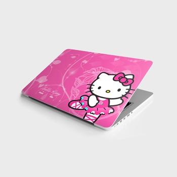 Sticker Master Hello Kitty 4 Universal Sticker Laptop Vinyl Sticker Skin Cover For 10 12 13 14 15.4 15.6 16 17 19