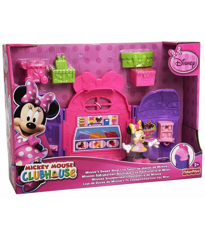 Pastry Minnie Mouse Toy Store Articles Created Handbook