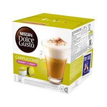 Кофе в капсулах Nescafe dolcee Gusto 87377 капучино светильник(16 uds