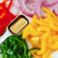"""#美食说出""""新年好""""#柠香彩蔬鸡胸肉的做法图解5"""