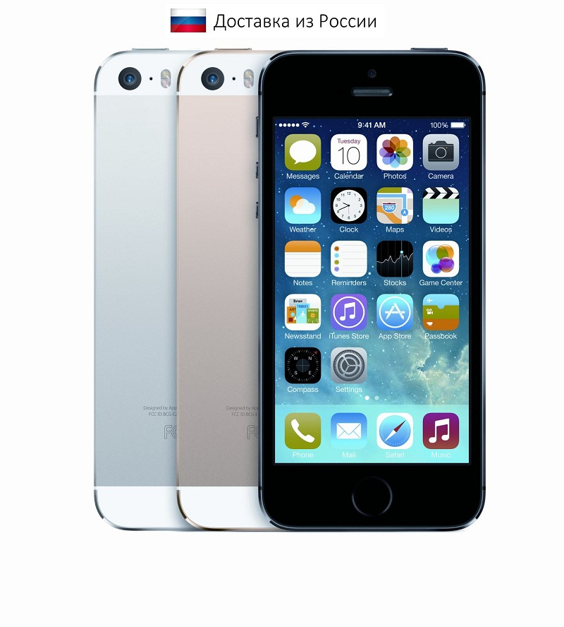 Смартфон Apple iPhone 5S 16GB/32GB/64GB