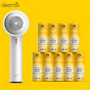 Image 1 - New  Deerma Electric Lint Remover Portable Hair Ball Trimmer Sweater Remover 7000r/min Motor Trimmer Concealed Sticky Hair Tube