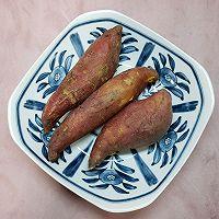 入口即化甜的流蜜的微波炉版烤蜜薯的做法图解7