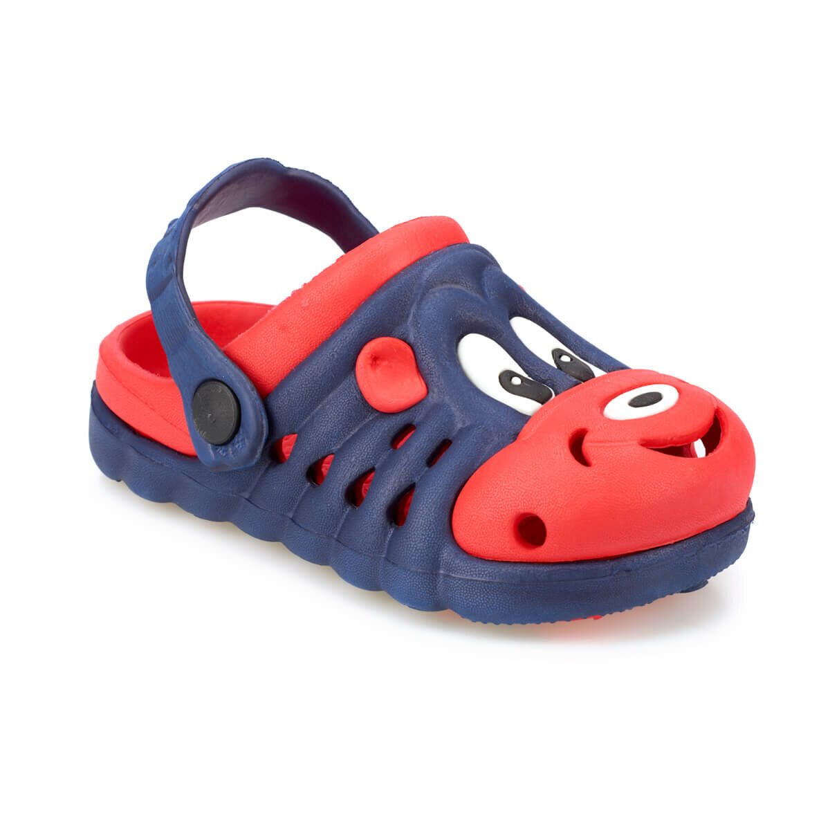 FLO DIGO Navy Blue Male Child Sea Shoes KINETIX