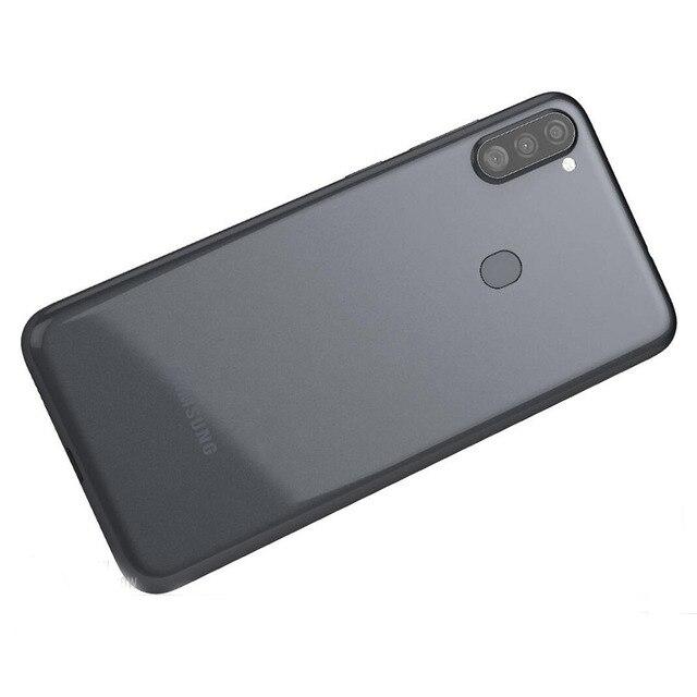 Refurbished Unlocked Samsung Galaxy A11 A115U 6.4Inches Octa-core 2GB RAM 32GB ROM LTE 13MP Triple Rear Camera Android Cellphone 3