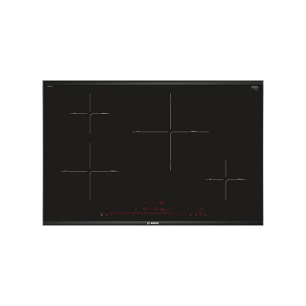 Induction Hot Plate BOSCH PIE875DC1E 80 cm (4 Cooking areas) Cooktops     - title=