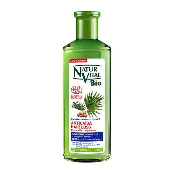 Anti-Hair Loss Shampoo Bio Ecocert Naturaleza Y Vida (300 Ml)