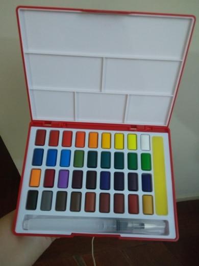 Water Color Suprimentos Suprimentos Pigmento