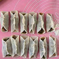 鲜蔬海鲜锅贴的做法图解5