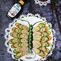 彩蝶飘飘---可以吃的年夜菜的做法图解17