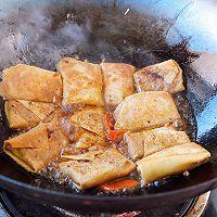 """#美食说出""""新年好""""#黄金豆皮卷的做法图解14"""