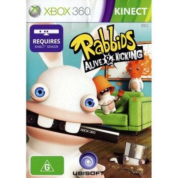 Rabbids: vivo y patadas (Kinect) (Xbox 360) se
