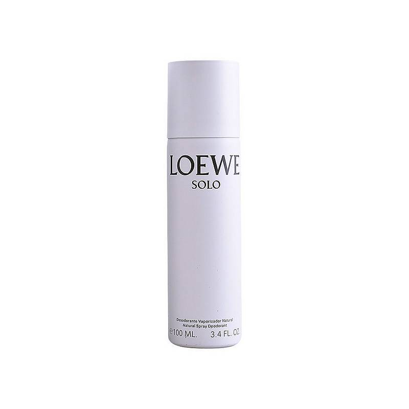 Deodorant Spray Just Loewe (100 Ml)