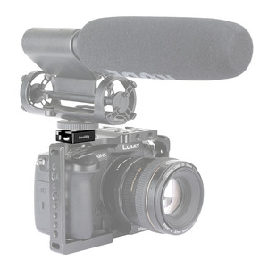 """Image 5 - Adaptateur de sabot à froid avec deux flexion sécurisées Compatible pour accessoires de caméra universels avec filetage 1/4 """" 1960"""