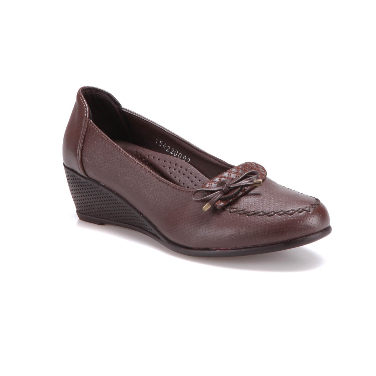 FLO 71.154220.Z Brown Women 'S Classic Shoes Polaris