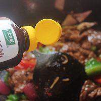 蚝油双椒牛肉的做法图解5