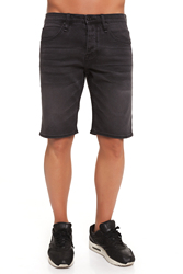 CR7 Trousers Short for men Color Black Casual Causal Vaquros Short Parche Short Wax CRD050A