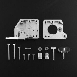 Image 5 - Di Alta Qualità a Doppia Gear All Metal Bmg Estrusore Bowden Dual Drive Estrusore per 3d Stampante Mk8 CR10 Prusa I3 Mk3 ender 3