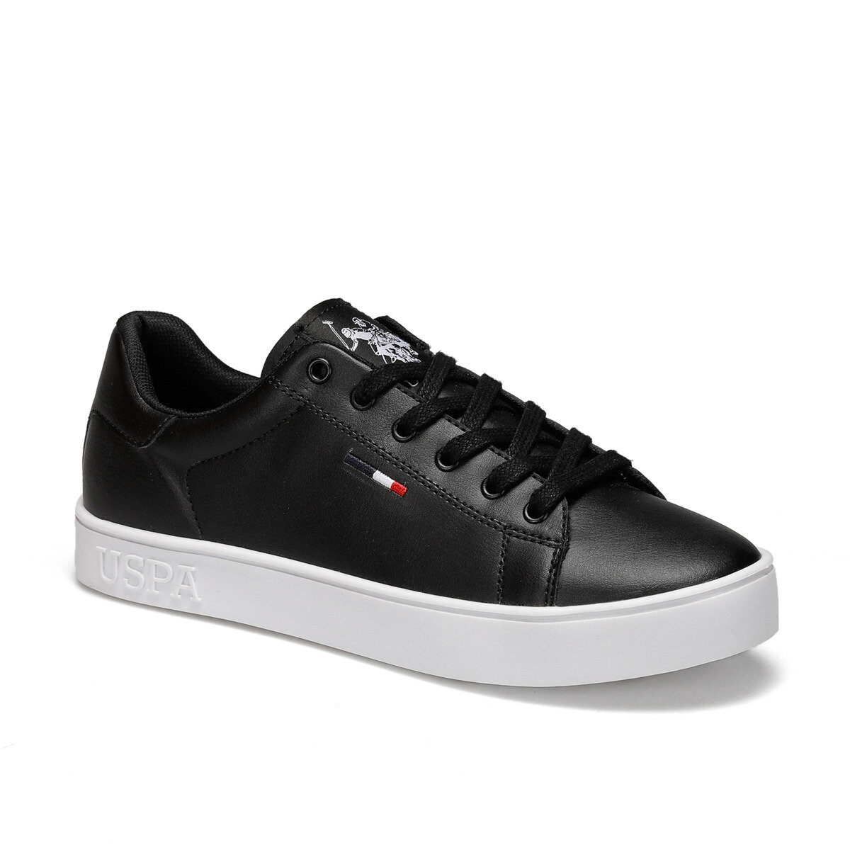 FLO FLEX Black Women 'S Sneaker Shoes U.S. POLO ASSN.